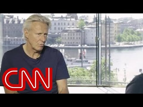 """""""Bjorn Borg was the love of my life"""": Tennis ace's ex-wife"""