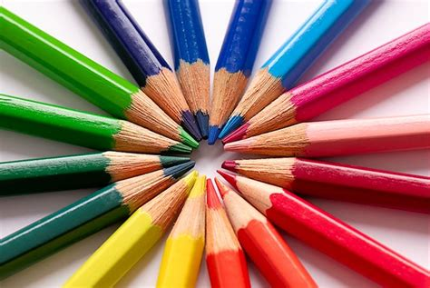 Crayons de couleur | Flickr - Photo Sharing!