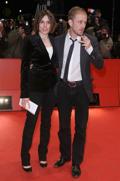 Ben Foster, Antje Traue - Antje Traue Photos - 59th Berlin