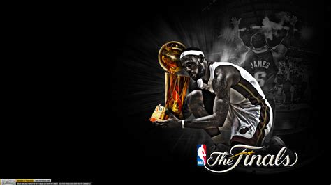 Wallpaper: LeBron James - 'Trophy Hunting' | SLAM