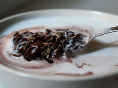 Seriously Asian: Purple Rice Pudding in Coconut Milk