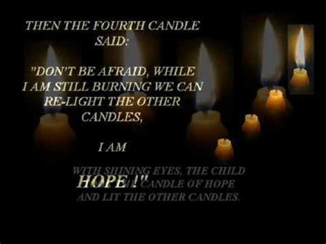 candle of hope - YouTube