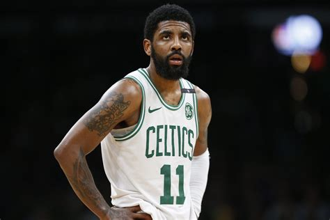 Report: Kyrie Irving Got Upset at Teammates for Partying