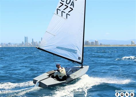 ROB MCMILLAN CROWNED THE 56TH INTERNATIONAL OK DINGHY