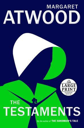 The Testaments by Margaret Atwood: 9780385543781