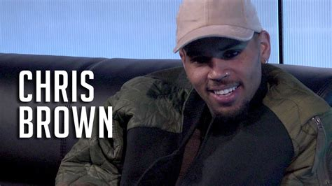 Chris Brown Reveals Reaction to Royalty + Wishes the Best