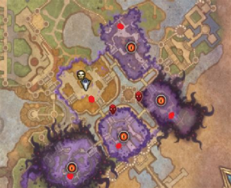 Horrific Vision of Orgrimmar/Stormwind Mailbox locations : wow