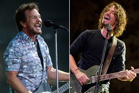 Eddie Vedder on Chris Cornell: He Was 'Like My Older Brother'