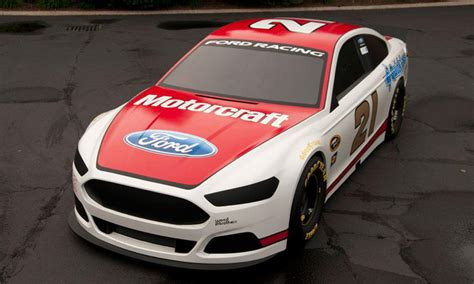 2013 Ford Fusion NASCAR Sprint Cup | Top Speed