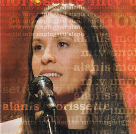 Alanis Morissette - MTV Unplugged (1999, CD) | Discogs