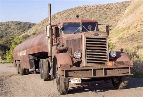 The truck from Steven Spielberg's classic chase movie