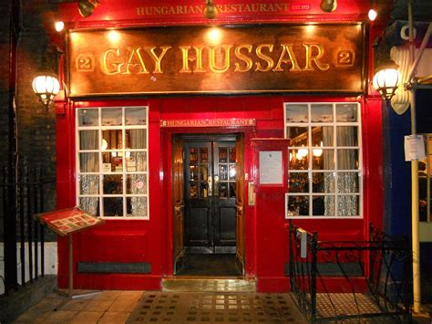 The Gay Hussar - Wikipedia