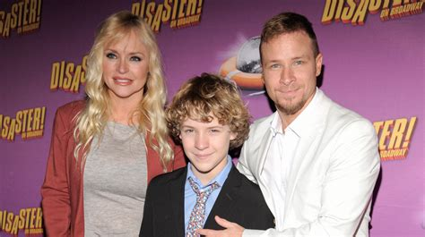 Brian Littrell's Son Baylee Makes Broadway Debut in
