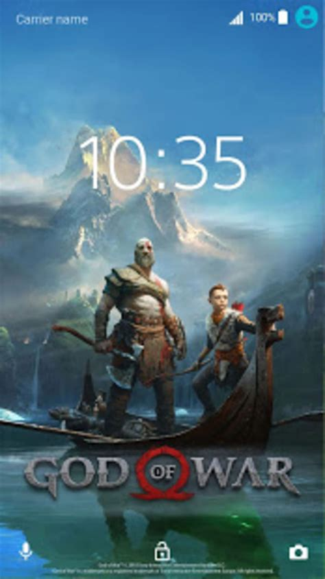 XPERIA God of War Theme APK for Android - Download