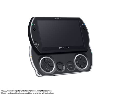 PSP Go, a Black and White Issue