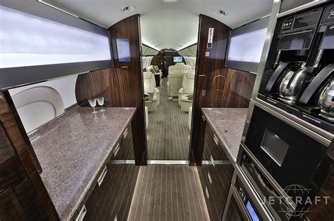 G650_sn 6013_galley_ss_-6622 - Jet Listings - Private Jets