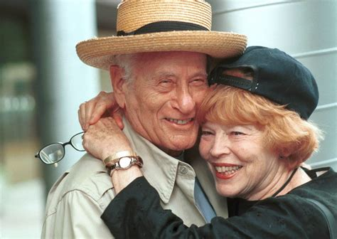Eli Wallach's Wife Anne Jackson and Children Peter