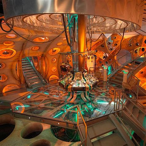 New TARDIS pictures show the real meaning behind the