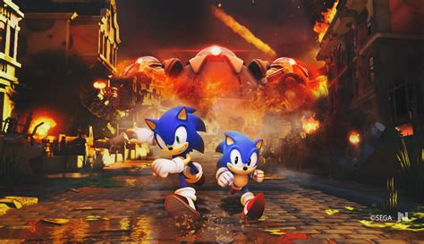 Sonic Forces – PS4 - Torrents Games