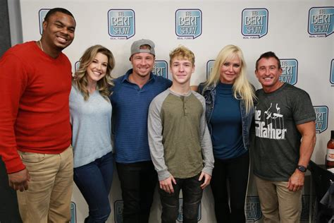 Brian Littrell from the Backstreet Boys & His Family Join