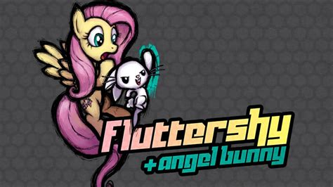 MLP Fighting is Magic - Fluttershy Stage Theme - YouTube
